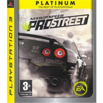 Need for Speed ProStreet - Platinum product