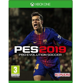 Pro Evolution Soccer 2019 product