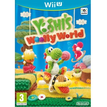 Yoshis Woolly World product