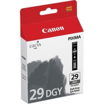 Canon PGI-29 (4870B001AA) Dark Grey product