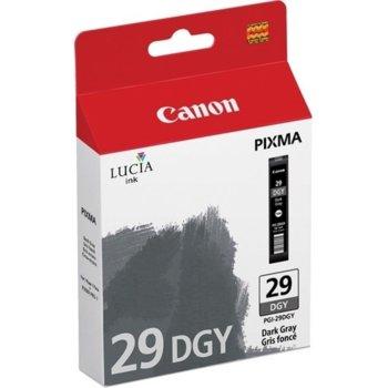 ГЛАВА ЗА Canon PIXMA PRO-1 - Dark Grey - 4870B001AA P№ PGI-29, зак: 119к image