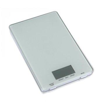 Кухненски кантар Sapir SP 1651 J, дигитален, LCD дисплей, сив image