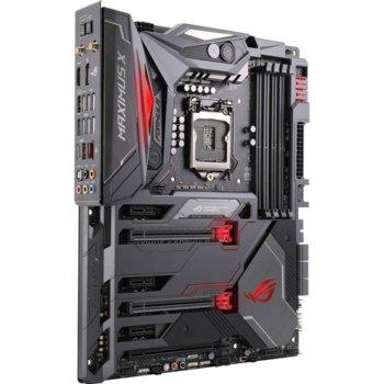 Дънна платка Asus Maximus X Formula, Z370, LGA1151, DDR4, PCI-E(DisplayPort&HDMI)(SLI&CFX), 6x SATA 6Gb/s, 2x M.2, 6x USB 3.1 Gen1, 2x 3.1 Gen2, Wi-Fi, ATX image