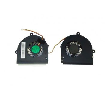 Вентилатор за лаптоп Asus, съвместим с Asus K53U X53U 3 pin image