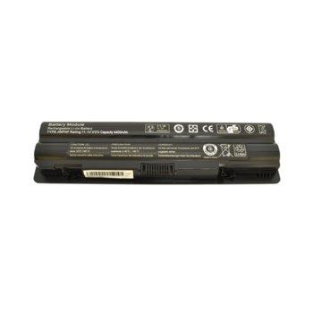 Батерия (заместител) за лаптоп DELL XPS 14 L401x XPS 15 L501x L502x XPS 17 L701x L702x, 6-cell, 11.1V, 4400 mAh image