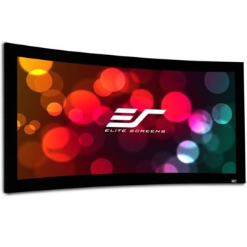 Elite Screen Curve100WH1 product
