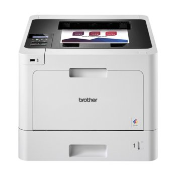 Лазерен принтер Brother HL-L8260CDW, цветен, 2,400 x 600dpi, 31 стр/мин, Lan1000, Wi-Fi, USB, A4 image