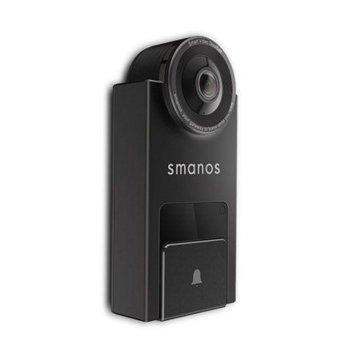 Видеодомофон Smanos DB20, 1080p, H.264, автоматичен IR филтър, Wi-Fi image