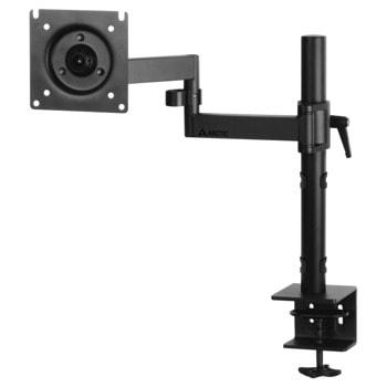 """Стойка за монитор Arctic X1, за маса, за екрани от 13"""" до 49"""", VESA до 100x100, макс. тегло до 15кг., регулируема, черна image"""