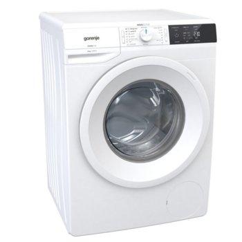 Перална машина Gorenje WE823, А+++, 8 кг. капацитет, 1200 оборота в минута, 16 програми, свободностояща, 60 cm. ширина, WaveActive барабан, бяла image