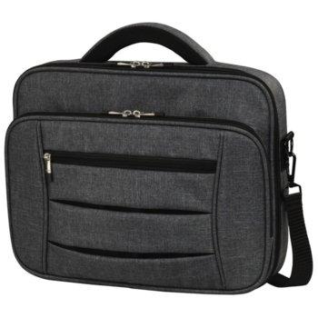 "Чанта за лаптоп Hama Business, до 13.3""(33.78 cm), сив image"