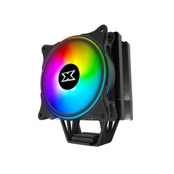 Охлаждане за процесор Xigmatek Windpower WP1266, съвместимост със Intel LGA 2066/2011-v3/2011/1366/115x & AMD: AM4/AM3+/AM3/AM2+/AM2/FM2+/FM2/FM1 image