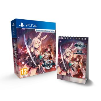 Игра за конзола Azur Lane: Crosswave - PS4 - Commander's Calendar Edition, за PS4 image
