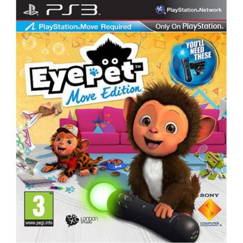 EyePet Move Edition product