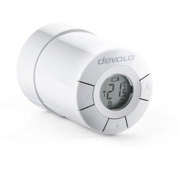 Термостат за радиатор Devolo 09811, Z-Wave, контрол на температурата image