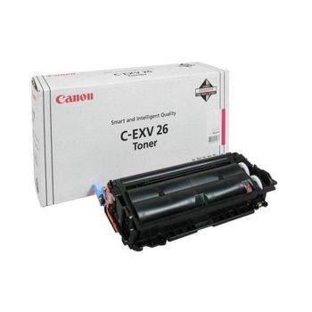 Касета за Canon iRC1021i - Magenta - C-EXV26 - P№ 1658B006 - 6 000K image