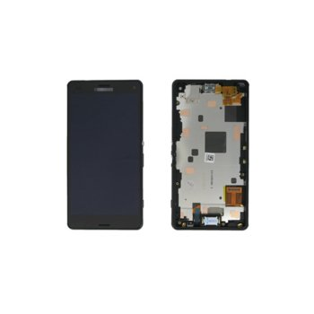 Sony Xperia Z3 mini, LCD with touch, черен product