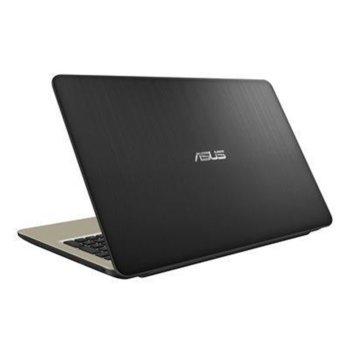 "Лаптоп Asus X540MA-DM198 (90NB0IR1-M03510), четириядрен Gemini Lake Intel Pentium Silver N5000 1.1/2.7 GHz, 15.6"" (39.62 cm) Full HD Anti-Glare Display, (HDMI), 4GB LPDDR4, 1TB HDD, 1x USB 3.0, Endless OS, 2.00kg image"
