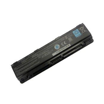 Батерия (заместител) за лаптоп Toshiba Satellite C800 C850 C870 L800 L830 L840 L850 M800 M840 P800 P850 P870 S840 S850 S870, 6 cells, 10.8V, 5200mAh image