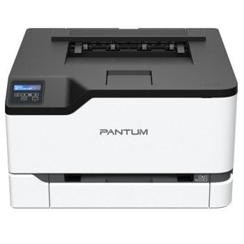 Лазерен принтер Pantum CP2200DW, цветен, 600 x 600 dpi, 24 стр/мин, USB, LAN Wi-Fi, A4 image