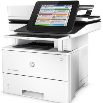 HP LaserJet Ent Flow MFP M527c product