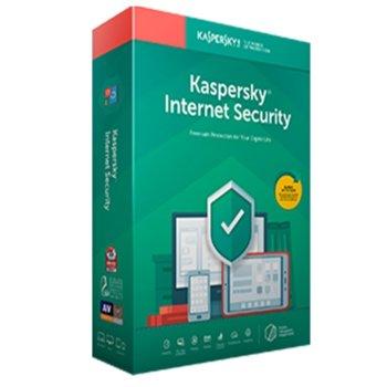 Софтуер Kaspersky Internet Security Eastern Europe Edition Renewal License Pack, лиценз за 1 година, 1 потребител, Windows/macOS/Android/iOS image