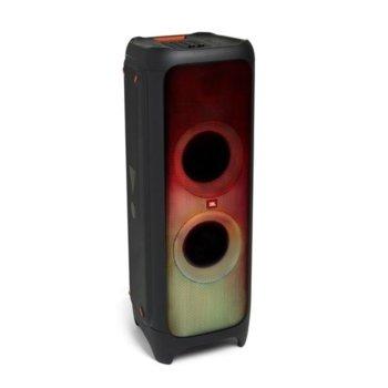 Тонколона JBL Partybox 1000, 1.0, 1100W, RCA L/R, 3.5 mm AUX, Bluetooth, Lightshow, черна image