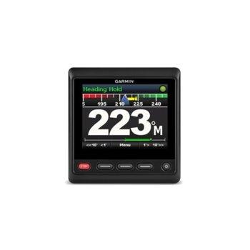 """Контролен панел Garmin GHC 20, за автопилоти на Garmin, съвместим с Quatix, 4.0""""(10.16 cm) QVGA дисплей, IPX7 водоустойчивост image"""