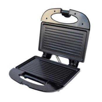 Сандвич скара Sapir SP 1442 AF, 800W, Грил плочи, Черен image