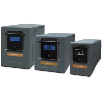 UPS SOCOMEC NETYS - PE 1500, 1500VA/900W, LineInteractive image
