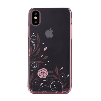 Devia Crystal Petunia for Apple iPhone XS red product