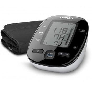Апарат за кръвно налягане OMRON MIT 3, индикатор за правилно поставен маншет, индикатор при аритмия, черен image