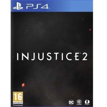 Игра за конзола Injustice 2, за PS4 image