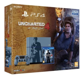 Sony PlayStation 4 Uncharted 4: A Thiefs End -LE product