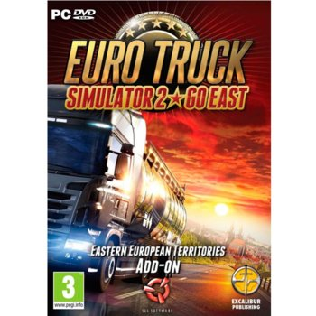 Euro Truck Simulator 2: Go East product