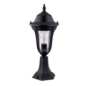 LED градинско осветително тяло Elmark EM96204MF/BK, IP44, Стоящ монтаж image