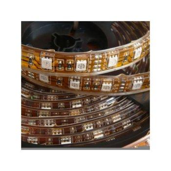 LED лента ORAX LS-5050-60-R-IP67, 14.4W/m, DC 12V, 270lm/m, 5m image