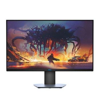 """Монитор Dell S2719DGF, 27"""" (68.58 cm) TN панел, 155 Hz, QHD, 1ms, 8000000:1, 350cd/m2, DisplayPort, HDMI, USB Hub  image"""