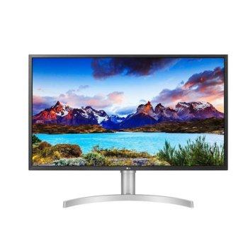 """Монитор LG 32UL750-W, 32"""" (80.01 cm) VA панел, Ultra HD, 4ms, 400cd/m2, DisplayPort, HDMI, USB Type-C image"""