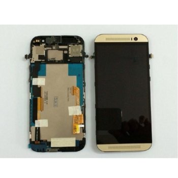HTC One M8s LCD touch Gold product