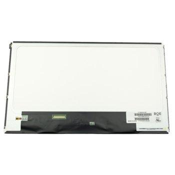 "Матрица за лаптоп NT156WHM-N50, 15.6"" (39.62 cm), WXGAP+, LED, 1366x768 pix, 40-pin, гланцова image"