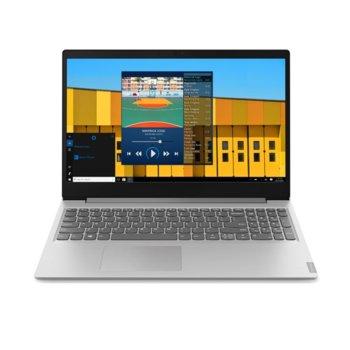 "Лаптоп Lenovo Ideapad S145-15IWL (81MV00G0BM), четириядрен Whiskey Lake Intel Core i5-8265U 1.6/3.9 GHz, 15.6"" (39.62 cm) Full HD Anti-glare Display, (HDMI), 8GB DDR4, 256GB SSD, 2x USB 3.0, Free DOS, 1.85kg image"
