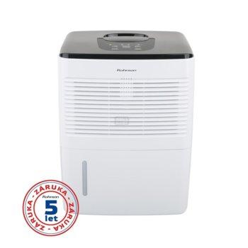 Обезвлажнител за въздух Rohnson R 9812, 2 л вместимост на резервоара, филтър, за помещения до 45кв.м., 12 л./24 часа капацитет на изсушаване, бял image