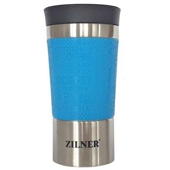 Термочаша Zilner ZL 4316, 380 ml, неръждаема стомана, двуслоен корпус, различни цветове image