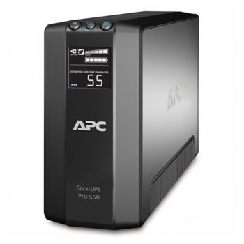UPS APC Back UPS RS, 550VA/330W, Line Interactive image
