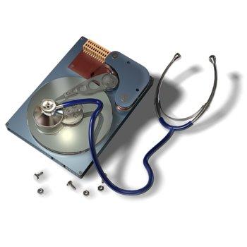 Възстановяване на изтрита или унищожена информация, до 40GB (работещ твърд диск)/негарантирана услуга/ image