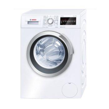 Перална машина Bosch WLT24440BY, клас A+++, 6.5 кг. капацитет, 1200 оборота в минута, свободностояща, 60 cm. ширина, TouchControl, AquaStop, 3D-AquaSpar система, дисплей, бяла  image
