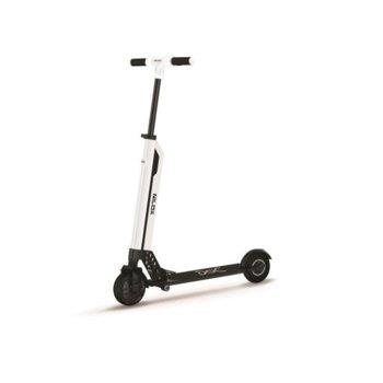 Електрически скутер Nilox DOC AIR, до 25км/ч скорост, 25км макс. пробег, до 120кг, 250W двигател, ограничител на скоростта, сгъваем image