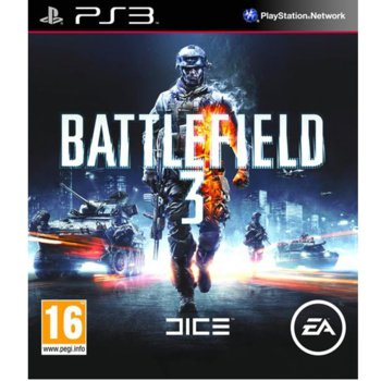 Игра за конзола Battlefield 3, за PlayStation 3 image