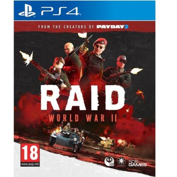 Игра за конзола RAID World War II, за PS4 image